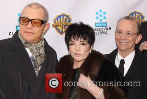Michael York, Liza Minnelli and Joel Grey