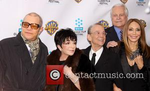 Michael York, Liza Minnelli, Joel Grey, Robert Osborne and Maris