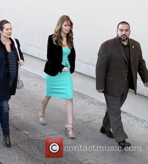 Jennifer Lawrence - Jennifer Lawrence spotted at Jimmy Kimmel Show...