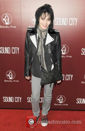 Joan Jett - The Los Angeles premiere of