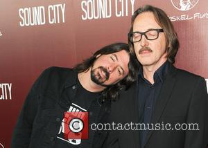 Butch Vig and Dave Grohl