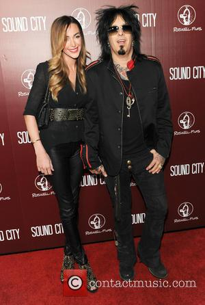 Nikki Sixx - The Los Angeles premiere of