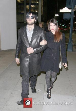 Christina Fulton and Weston Cage - Christina Fulton and Weston Cage at the Confidential in Beverly Hills Beverly Hills California...