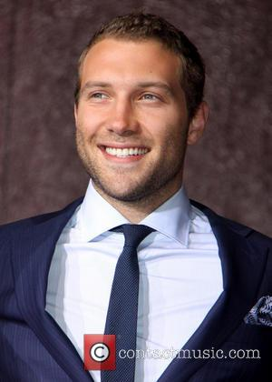 Jai Courtney - A Good Day to Die Hard Mural Los Angeles California United States Thursday 31st January 2013