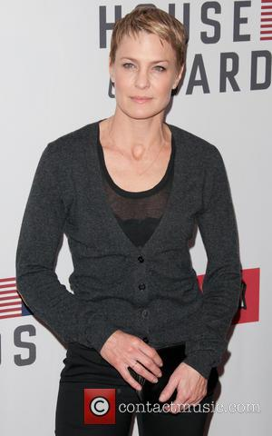 Robin Wright - New York Premiere of 'House Of Cards' - Red Carpet Arrivals - New York City, United States...