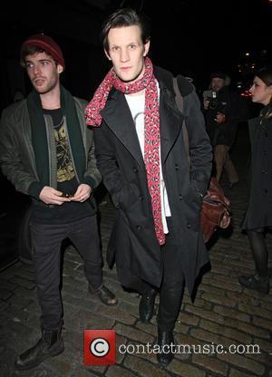 Matt Smith - InStyle Best Of British Talent Party London United Kingdom Thursday 31st January 2013