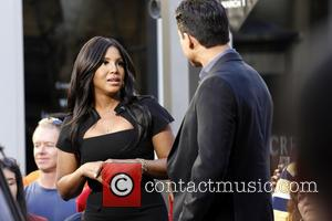 Toni Braxton and Mario Lopez