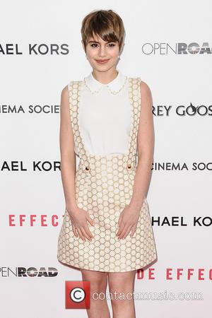 Sami Gayle - New York Premiere of 'Side Effects' New York City NY United States Thursday 31st January 2013