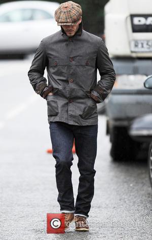 David Beckham and Kensington