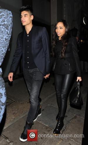 Siva Kaneswaran - Celebrities at Nobu London United Kingdom Friday 1st February 2013