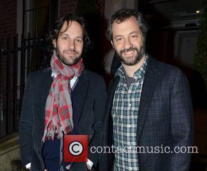 Paul Rudd and Judd Apatow