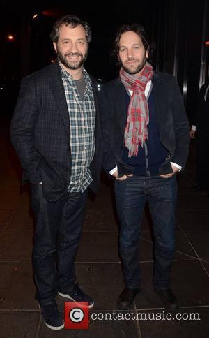 Paul Rudd - Paul Rudd and Judd Apatow at RTE...