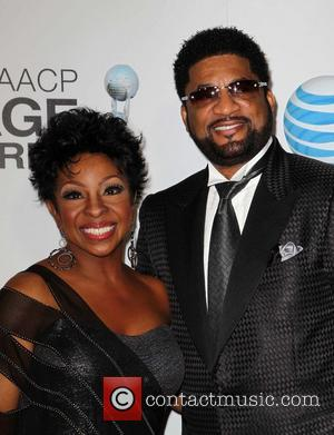Gladys Knight and William McDowell - 44th NAACP Image Awards - Arrivals Los Angeles California USA Friday 1st February 2013