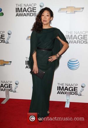 Sandra Oh - 44th NAACP Image Awards - Arrivals Los Angeles California USA Friday 1st February 2013