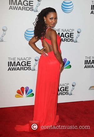 Shanola Hampton - 44th NAACP Image Awards - Arrivals Los Angeles California USA Friday 1st February 2013