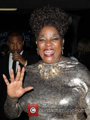 Loretta Devine - 44th NAACP Image Awards - Gift Lounge Los Angeles California USA Friday 1st February 2013