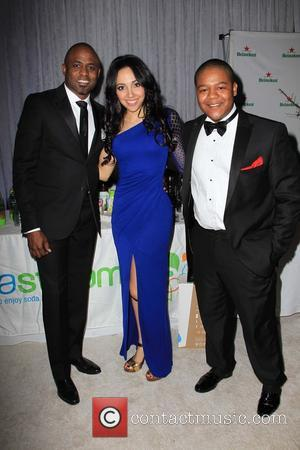 Wayne Brady and Kyle Massey - 44th NAACP Image Awards - Gift Lounge Los Angeles California USA Friday 1st February...