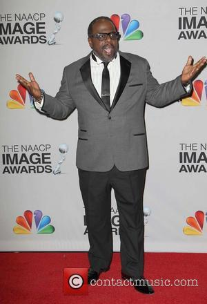 Cedric the Entertainer - 44th NAACP Image Awards - PressRoom Los Angeles California USA Friday 1st February 2013