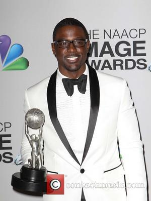Lance Gross - 44th NAACP Image Awards - PressRoom Los Angeles California USA Friday 1st February 2013