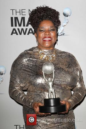 Loretta Devine - 44th NAACP Image Awards - PressRoom Los Angeles California USA Friday 1st February 2013