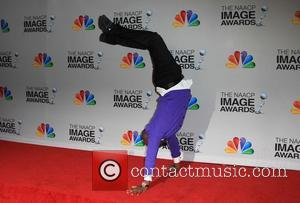 Wyclef Jean - 44th NAACP Image Awards - PressRoom Los Angeles California USA Friday 1st February 2013