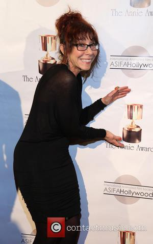 Mindy Sterling - 40th Annual Annie Awards at Royce Hall on the UCLA Campus - Arrivals Los Angeles California United...
