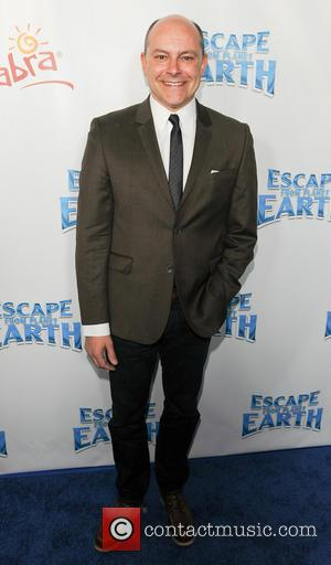 Rob Corddry, Escape From Planet Earth Premiere, Los Angeles