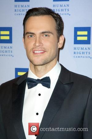 Cheyenne Jackson - Human Rights Campaign Greater New York Gala Dinner New York NY United Kingdom Saturday 2nd February 2013