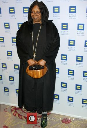 Whoopi Goldberg - Human Rights Campaign Greater New York Gala Dinner New York NY United Kingdom Saturday 2nd February 2013