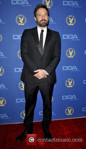 Ben Affleck Scoops Up Yet Another Director Award For Argo At DGAs