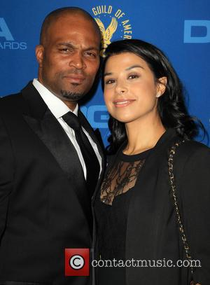 Chris Spencer and Vanessa Rodriguez-Spencer - 65th Annual Directors Guild Of America Awards (DAG) Los Angeles California United States Saturday...
