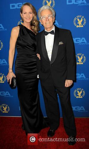 Helen Hunt and Gordon Hunt