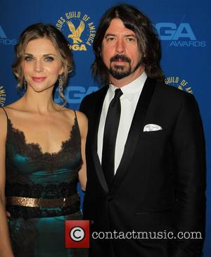Jordyn Blum Grohl and Dave Grohl