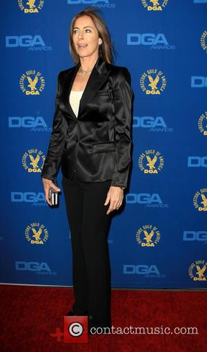 Kathryn Bigelow - 65th Annual Directors Guild Of America Awards (DAG) Los Angeles California United States Saturday 2nd February 2013