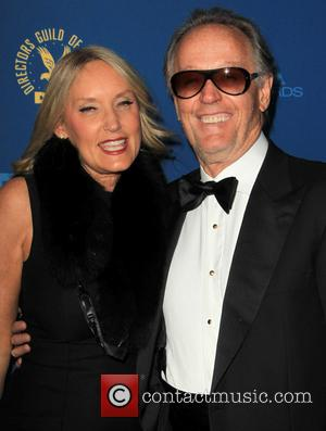 Peter Fonda and Parky DeVogelaere - 65th Annual Directors Guild Of America Awards (DAG) Los Angeles California United States Saturday...