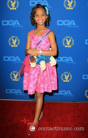 Quvenzhane Wallis - 65th Annual Directors Guild Of America Awards (DAG) Los Angeles California United States Saturday 2nd February 2013