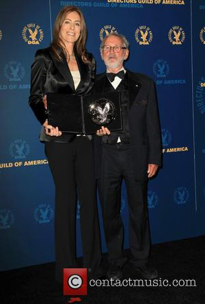 Kathryn Bigelow and Norman Jewison - 65th Annual Directors Guild Of America Awards (DAG) Hollywood California USA Saturday 2nd February...