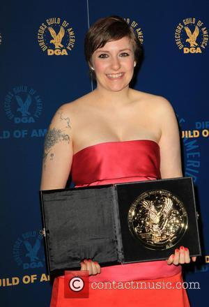 Lena Dunham, Directors Guild Awards