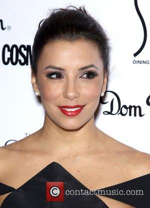 Eva Longoria - SHe by Morton's Grand Opening Las Vegas Nevada United States Saturday 2nd February 2013