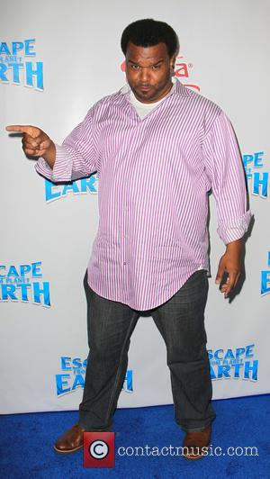 Craig Robinson - Escape From Planet Earth Premiere Los Angeles California United States Saturday 2nd February 2013
