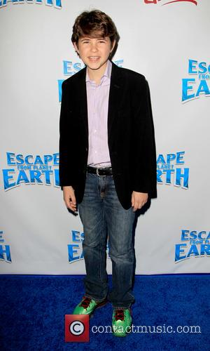 Jonathan Morgan Heit, Escape From Planet Earth Premiere, Los Angles