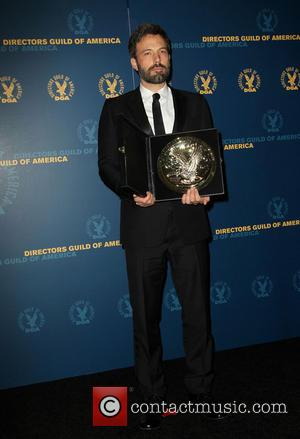 Ben Affleck at the Directors Guild Awards
