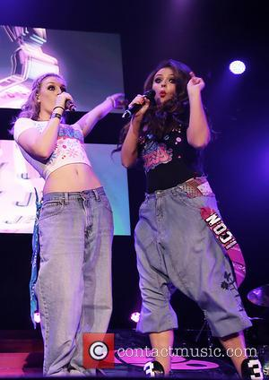 Perrie Edwards, Jesy Nelson and Little Mix