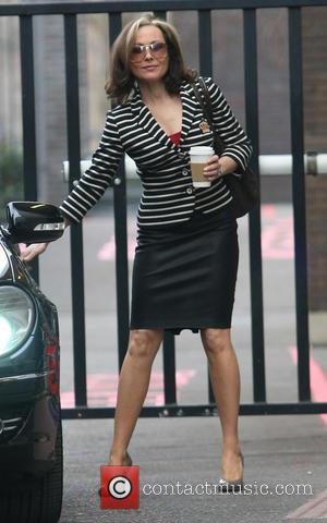 Amanda Mealing - ITV celebs London United Kingdom Monday 4th February 2013