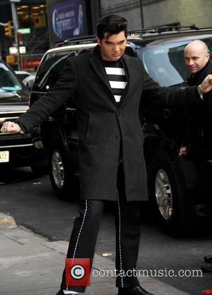 2011 Ultimate Elvis Tribute winner Cody Ray Slaughter