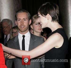Anne Hathaway and Husband Adam Schulman