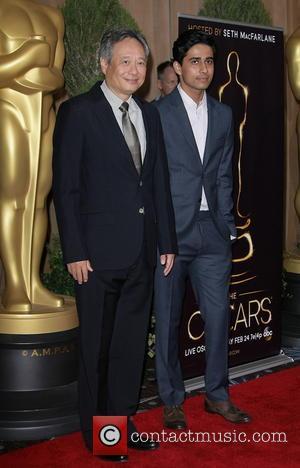 Director Ang Lee and Suraj Sharma