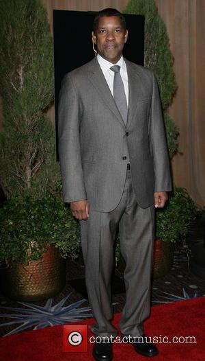 Denzel Washington, Beverly Hilton Hotel