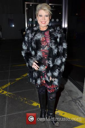 Tina Malone - Guests arrive at RTE Dublin  Ireland  Monday 4th February 2013