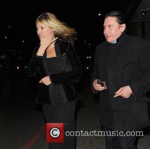 Kate Moss and Jools Holland